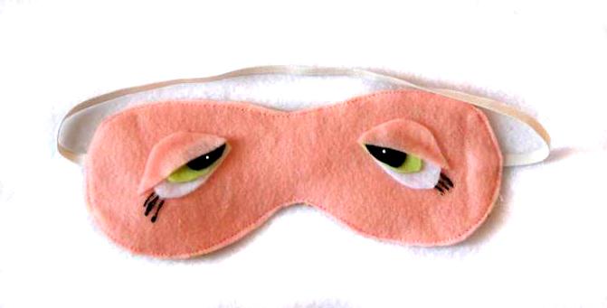 nuante de ridicat multe stiluri Mască pentru dormit   Revista Atelierul