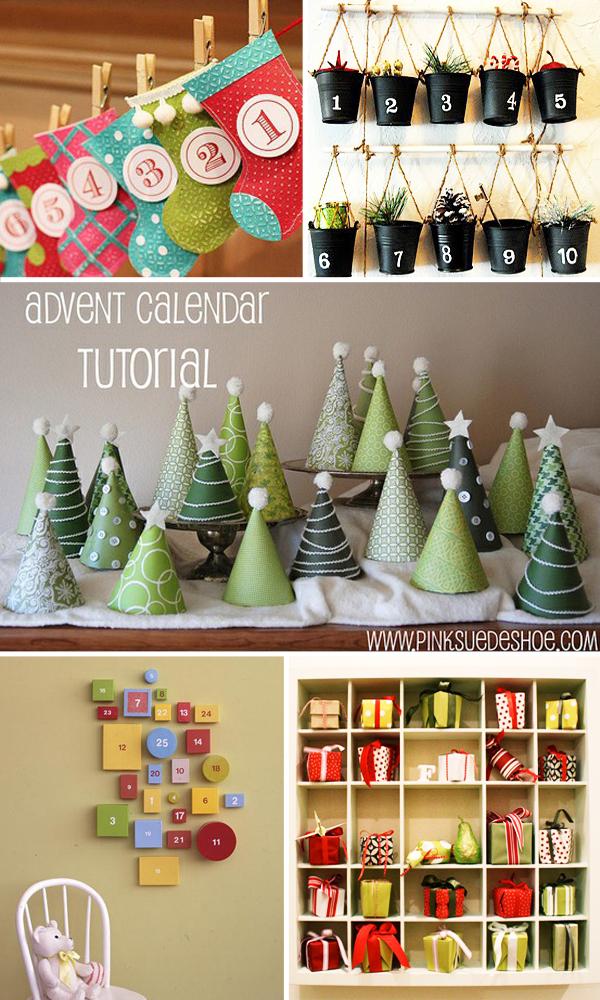 calendare advent pentru craciun
