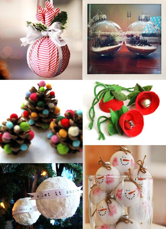 ornamente handmade de craciun