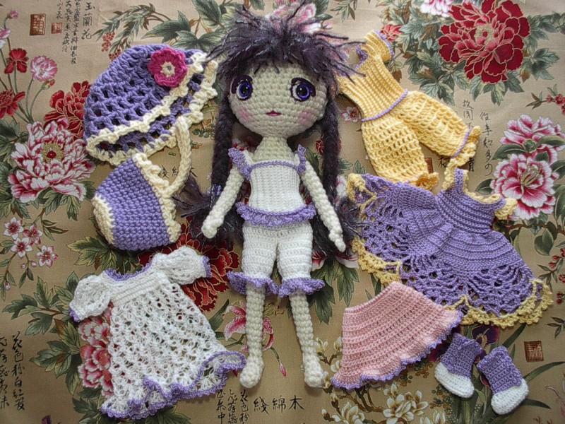 Free Spirit doll, Beth's own design