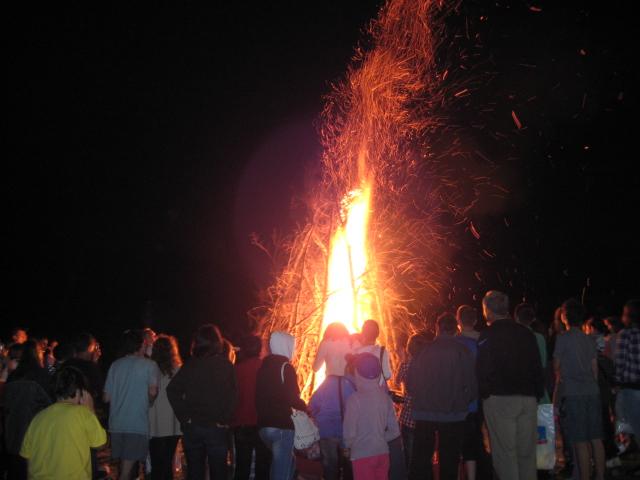 Focul de tabără