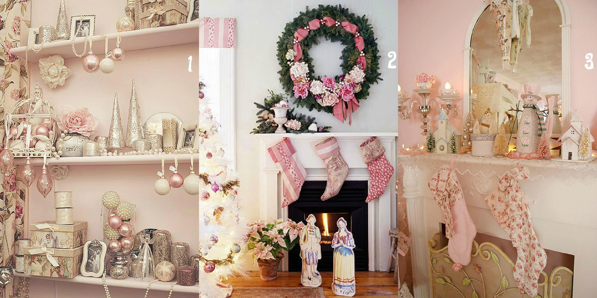 Decor Craciun Roz Revista Atelierul