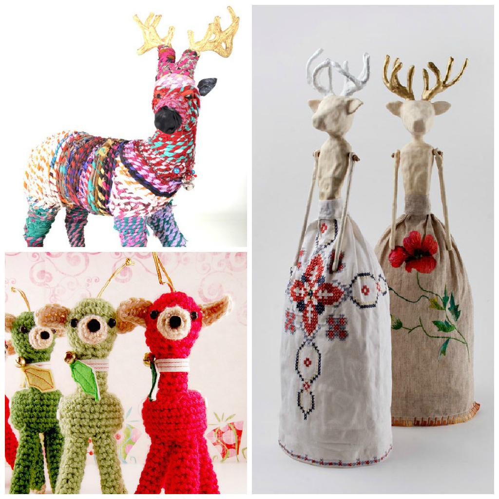 Deer Collage1