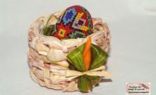 Coşuleţ de Paşti (pentru un ou)