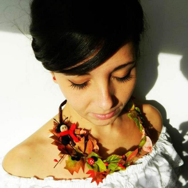 Alexandra Udrea - Buburuza cu ghetute