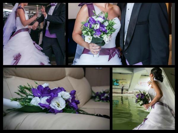 07 (buchet mireasa & lumanari nunta)