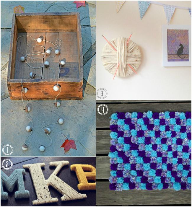 Proiecte cu lana