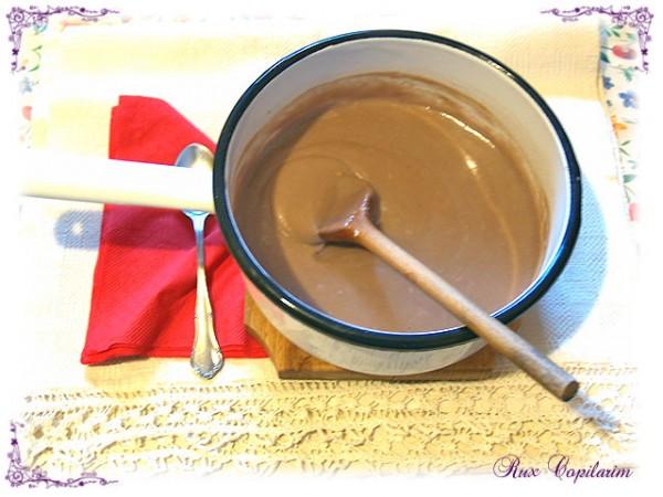 Budinca de cacao