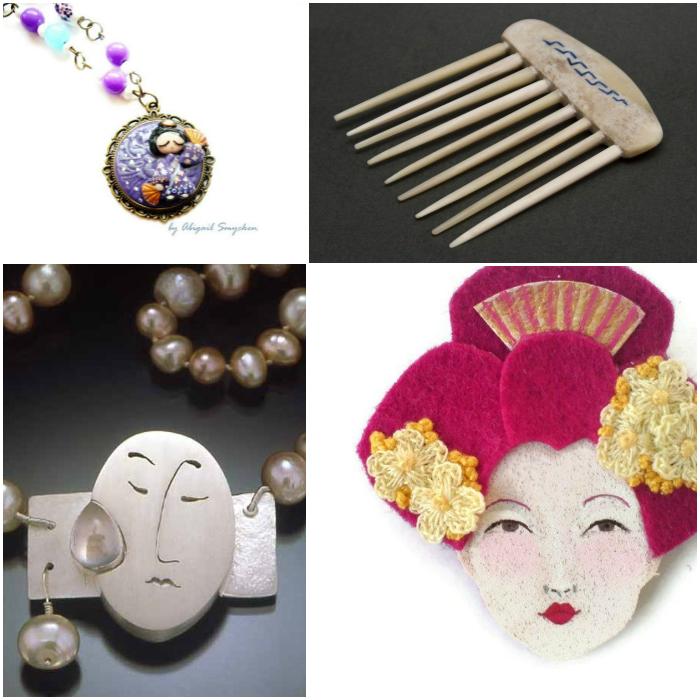 creatii inspiratie asiatica