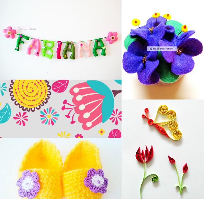 Ema Decorations Flori