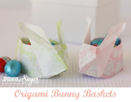 Bunny-Baskets