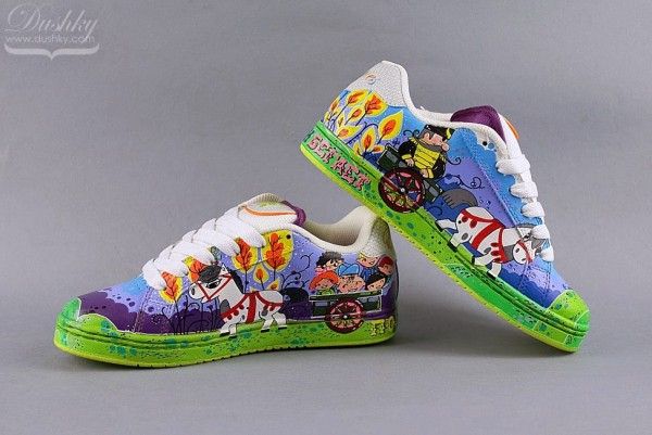 custom poney shoes 2 by dushky