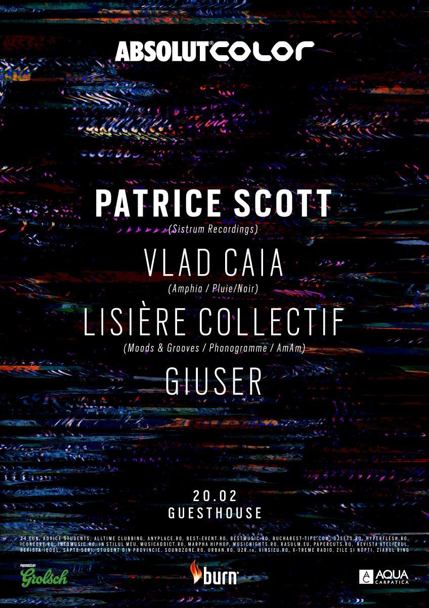 Color -Patrice Scott -20 Februarie