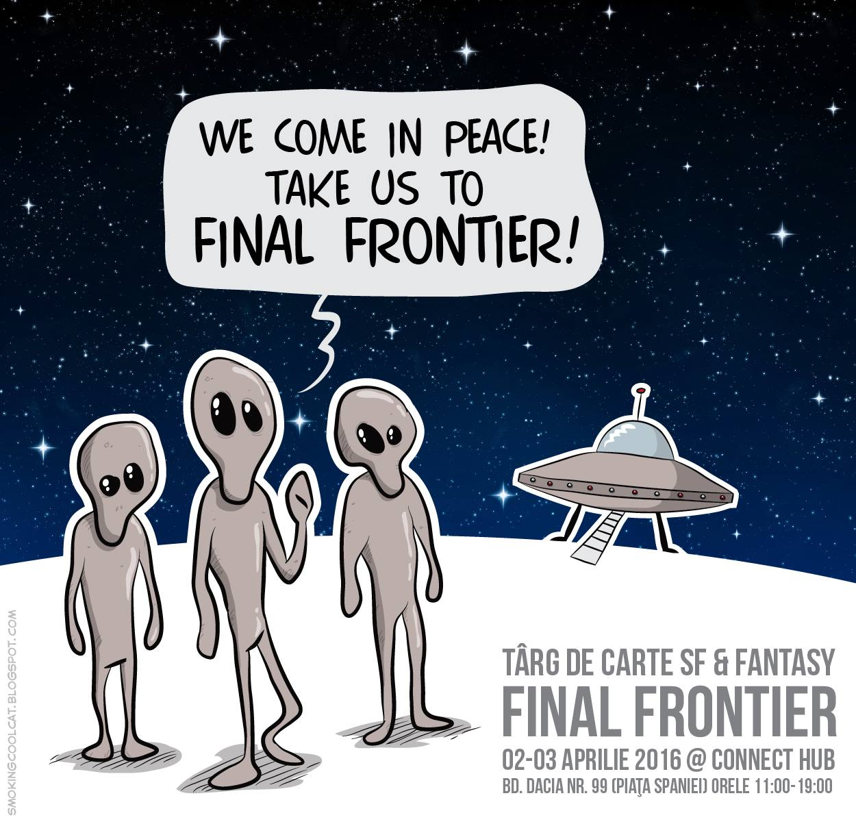 Ilustratie Final Frontier 5